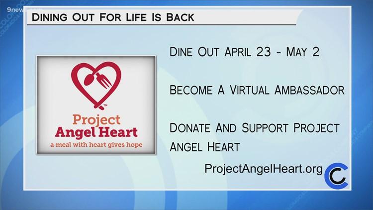 Project Angel Heart - April 12, 2021