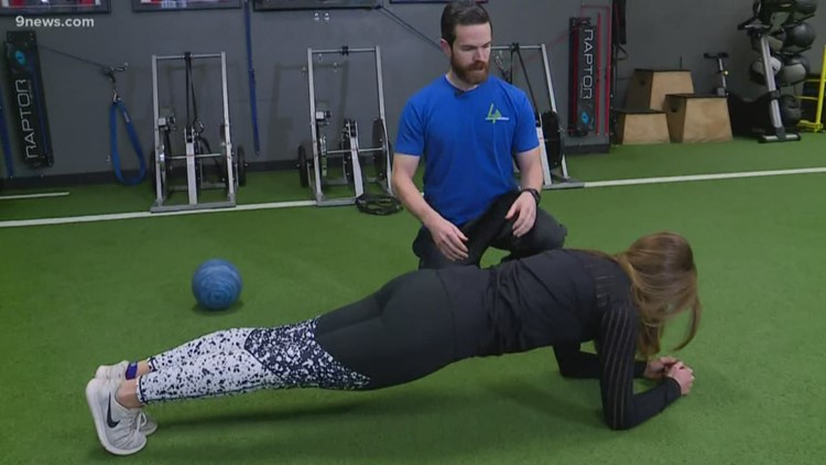 Workout Wednesday: Five moves to help with active recovery