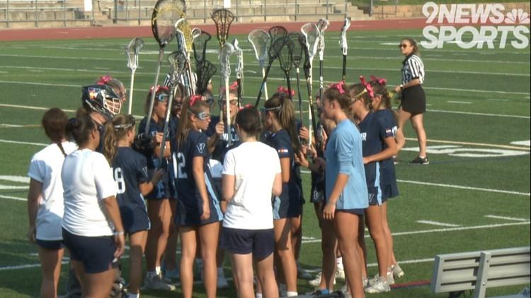 No. 3 Valor Christian girls lacrosse edges No. 4 Cherry Creek in regular season finale