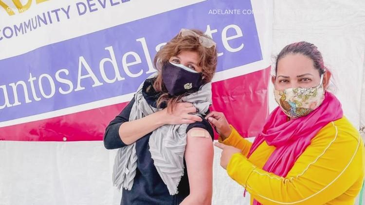 Se necesitan voluntarios para evento de vacunación  domingo en el Mile High Flea Market
