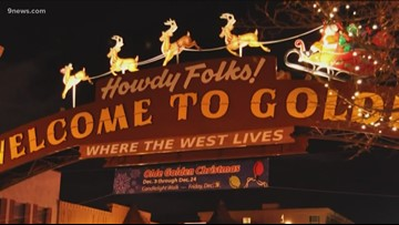 Exploring the holiday traditions in Golden