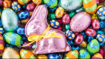 Reese's Peanut Butter Chocolate Eggs continue to dominate in annual Easter candy power rankings