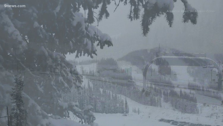 Ski resorts are behind on snow totals this season