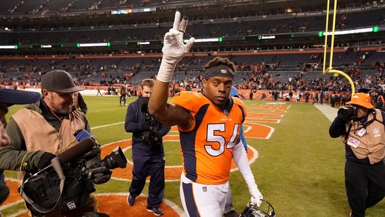 Broncos to release linebacker Brandon Marshall