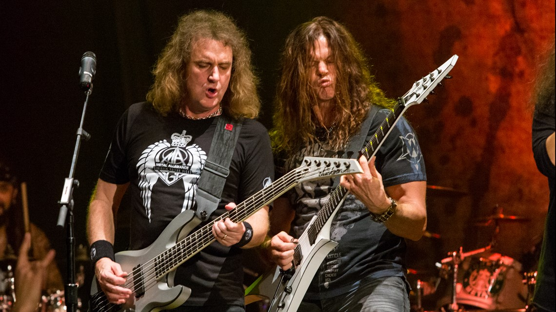 Megadeth, Lamb of God to co-headline concert at Ball Arena
