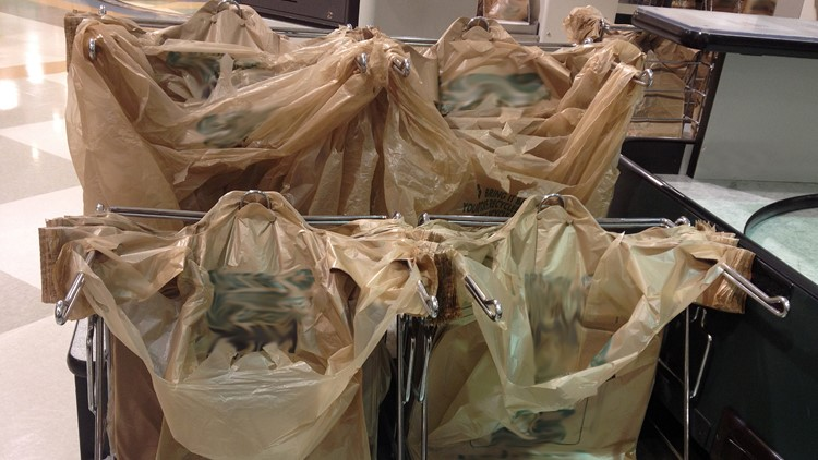 Town of Frisco eliminates single-use plastic bags this week