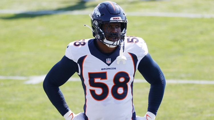 Police turn over investigation into Von Miller allegations to DA's office