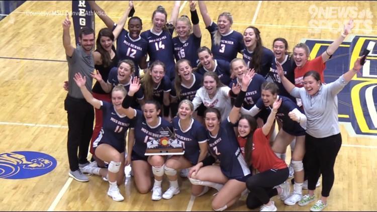 MSU Denver volleyball has sights set on national championship