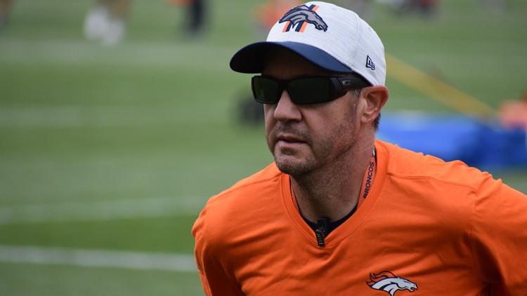 Day 4 of Denver Broncos training camp