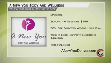 A New You Body and Wellness - July 12, 2019