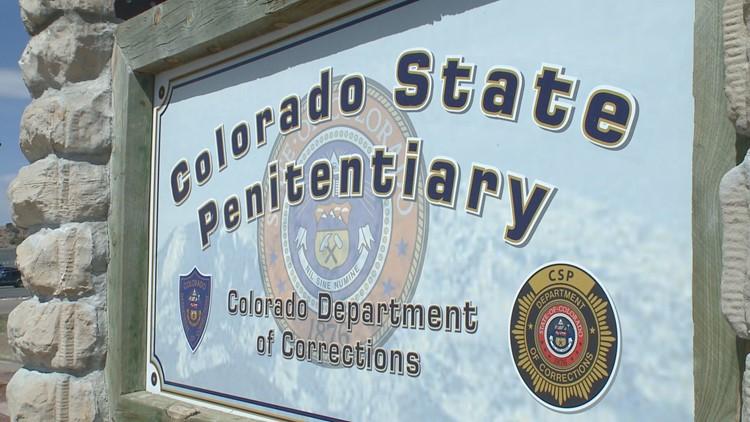Colorado state penitentiary