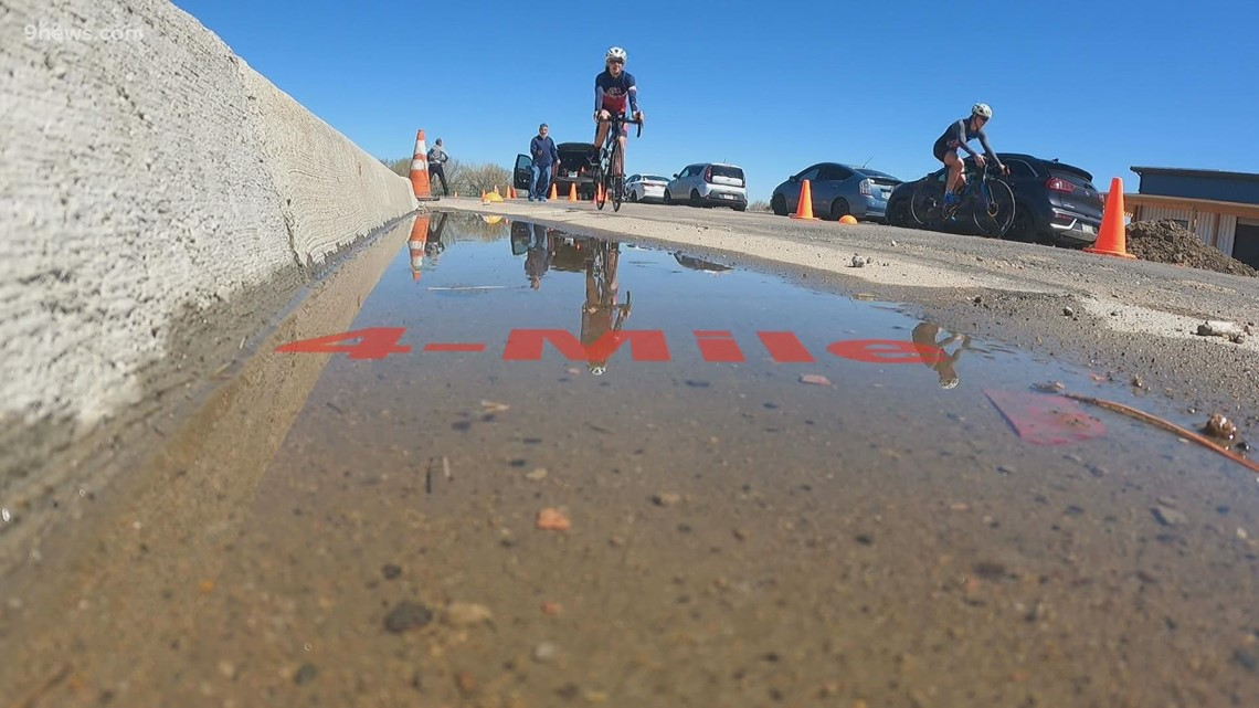 Coloradans train for the first co-ed Olympic triathlon