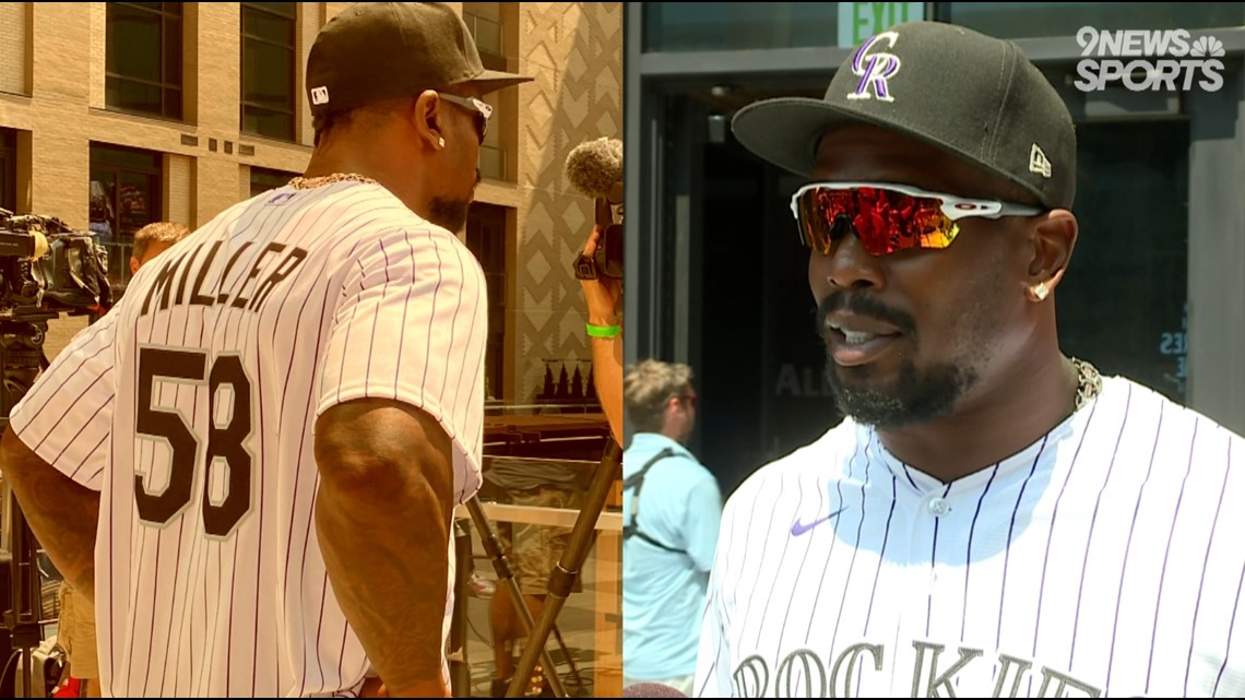 Von Miller among competitors in Celebrity Softball Game