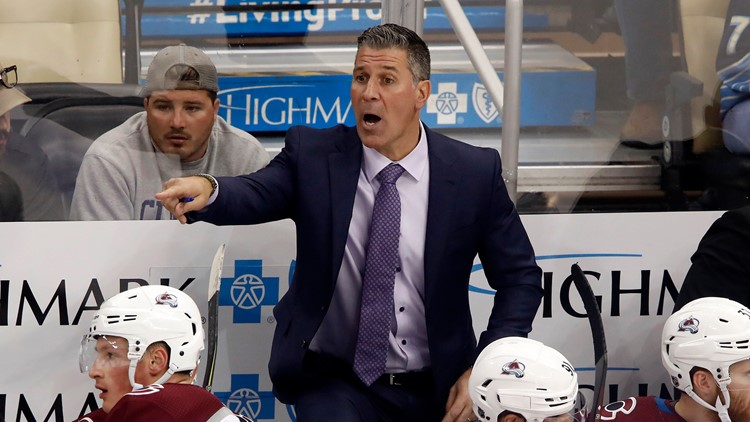 Avalanche coach Jared Bednar to be inducted into ECHL Hall of Fame