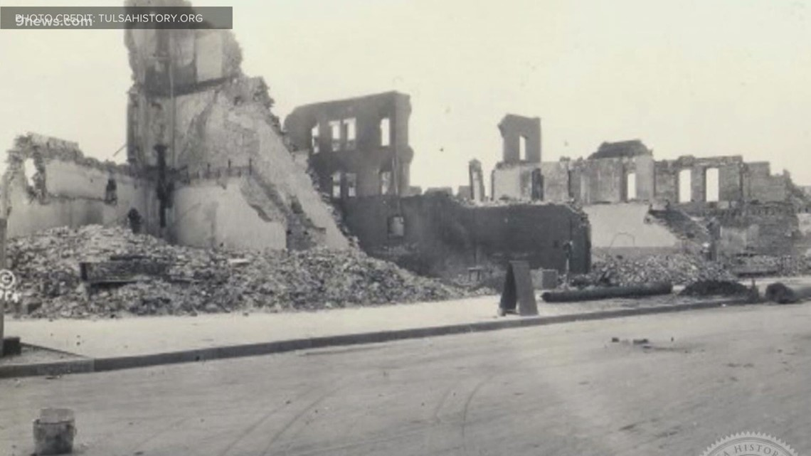 This week marks 100 years since the Tulsa Race Massacre