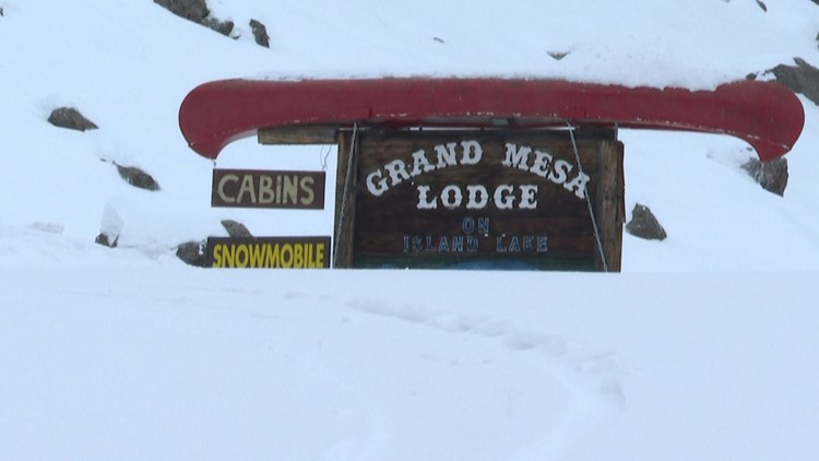 Sheriff: Bodies of 2 men found after they drove a snowcat on a