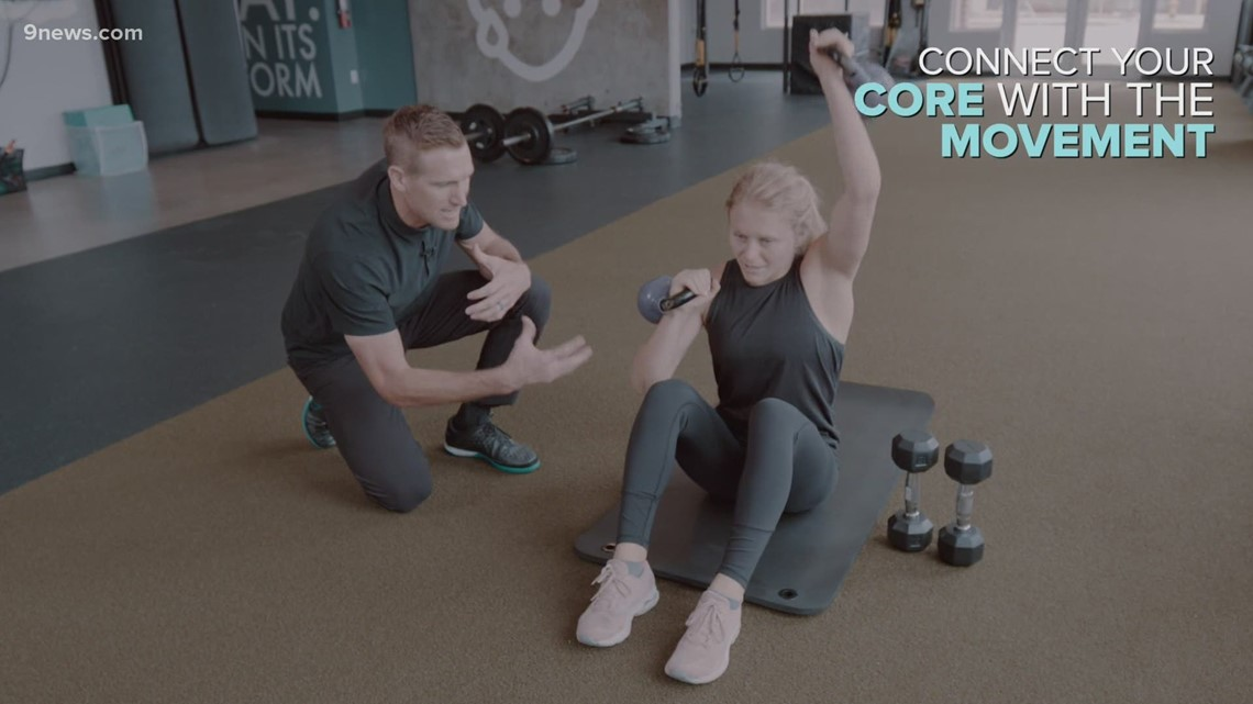 Wellness Wednesday: Connect your core with movement