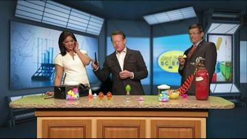 Spangler Science: Egg Olympics in your kitchen
