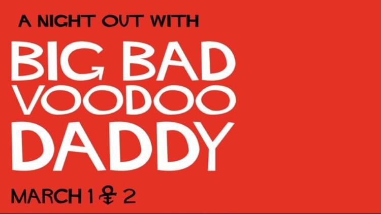 The Stanley Hotel big bad voodoo daddy