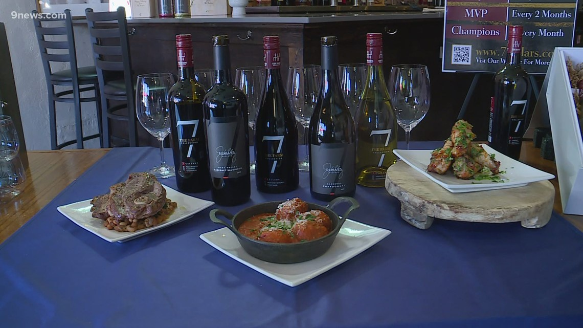 7Cellars offers wine delivery with a twist