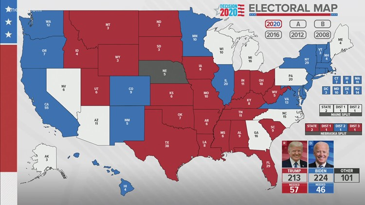 9NEWS political experts discuss the latest on election results