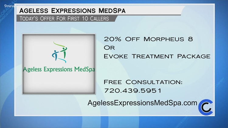 Ageless Expressions Med Spa - April 13, 2021