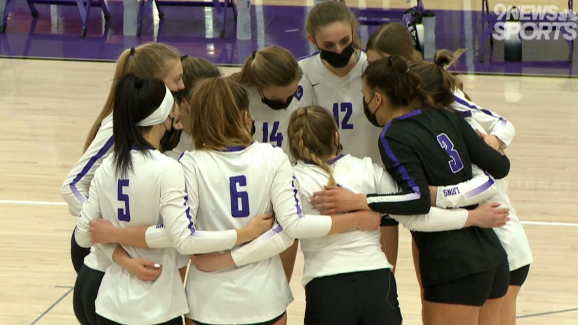 Lutheran defeats Resurrection Christian in 3A volleyball showdown