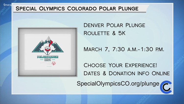 Special Olympics - Polar Plunge - March 4, 2021