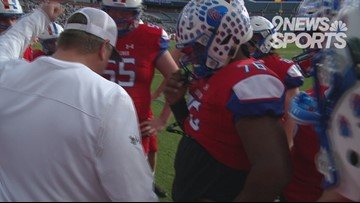 No. 1 Cherry Creek caps perfect season with 5A state championship