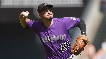 Rockies' Nolan Arenado wins his seventh straight Gold Glove