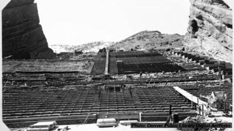 Amphiteatre Construction