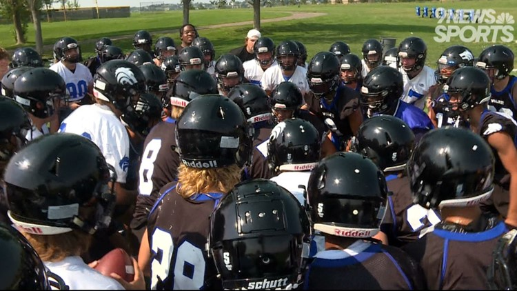 As Grandview football returns to practice field, team builds off track state titles