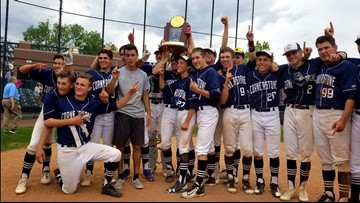 Cornerstone Christian rallies to win 1A baseball championship