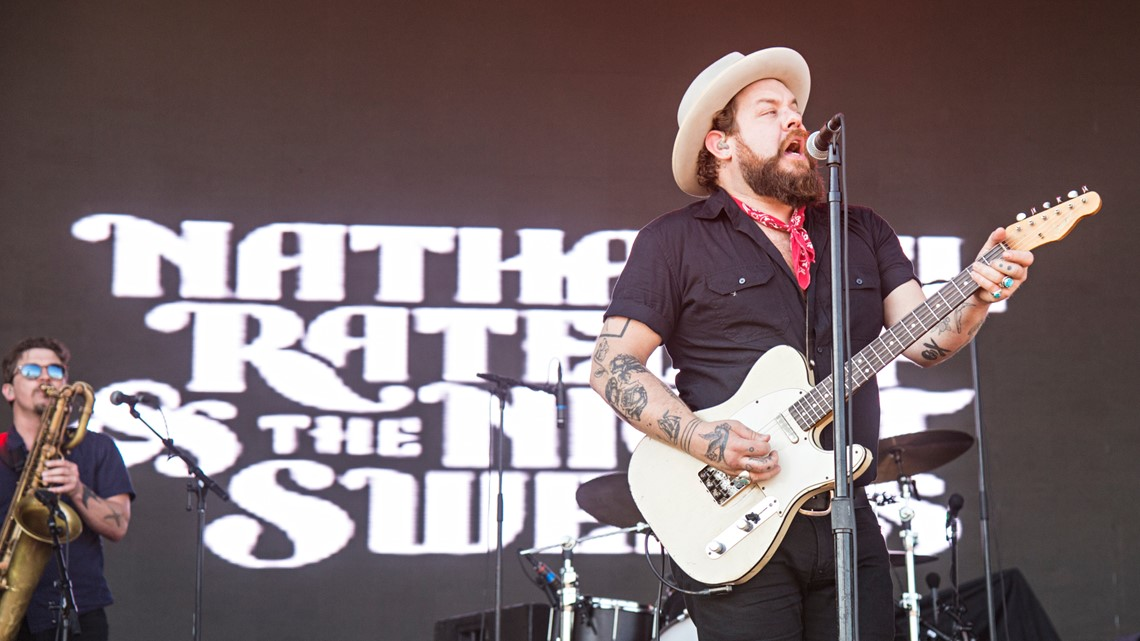 Nathaniel Rateliff & The Night Sweats announce pair of Denver concerts