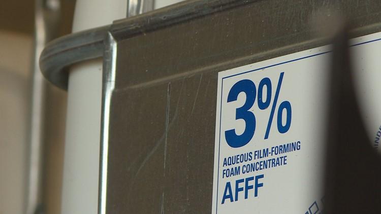Buyback program offers alternative to cancer-causing firefighting foam