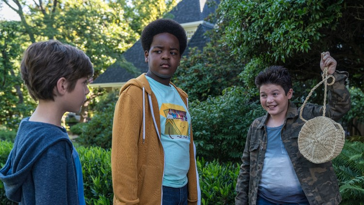 Ending a drought for R-rated comedies, 'Good Boys' is No. 1