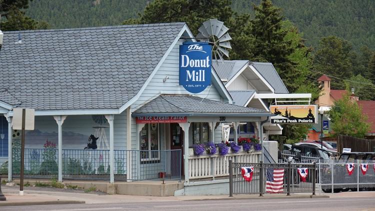 Donut Mill
