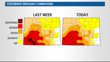 2018's dry winter season could still have impact on the Front Range