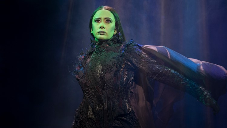 Wicked May 2019