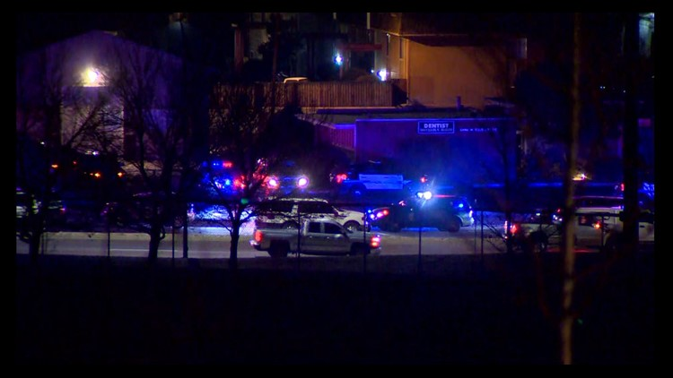 Arvada carjacking leads to manhunt