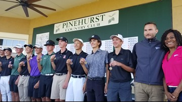 Arapahoe's Will Kates wins 5A boys golf state championship