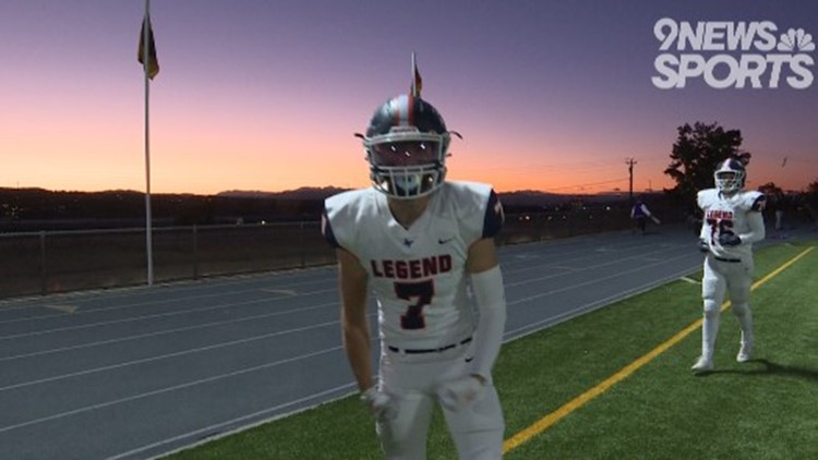Legend rolls through Douglas County to stay undefeated in league play