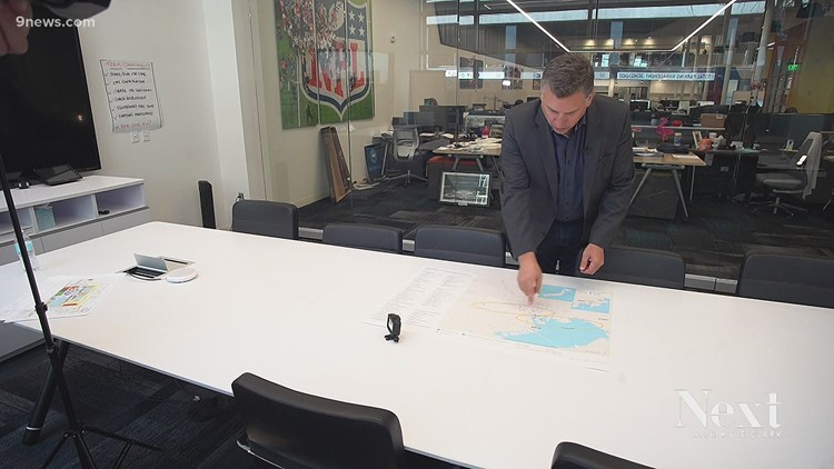 Denver company helped design the Summer Olympics in Tokyo