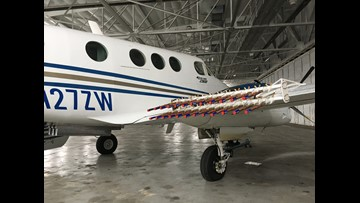 Jackson County the first in Colorado to try new, aerial method of cloud-seeding in an effort to boost snowpack