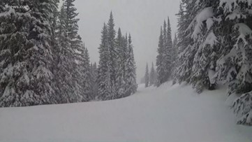 2 snowmobilers killed in avalanche near Vail
