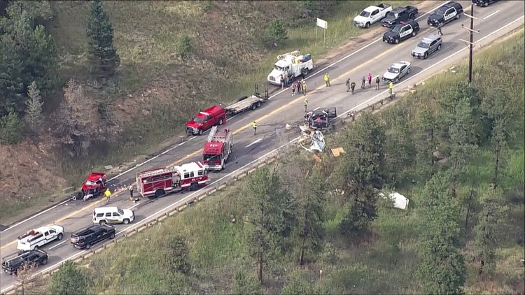 Driver in triple-fatal U.S. 285 crash had 3 drinking, driving convictions, 2 recent run-ins with cops