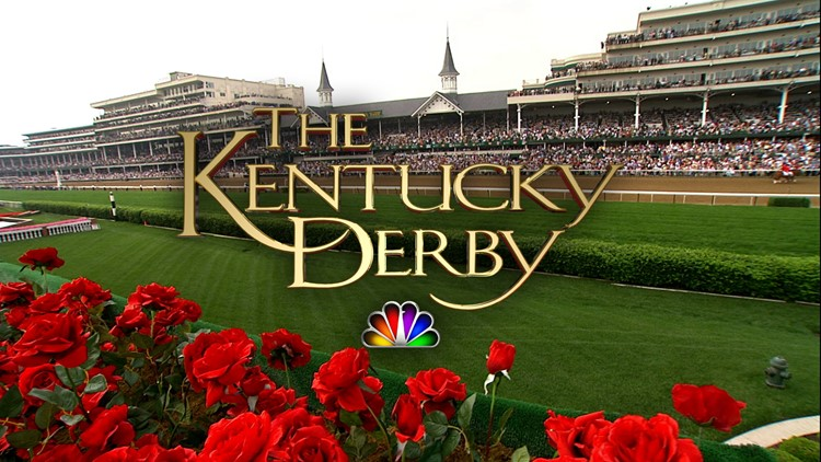 Kentucky Derby logo NBC 1