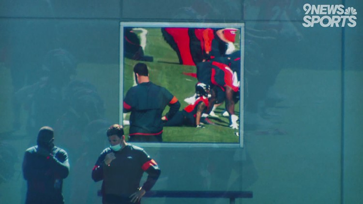 Broncos insider Mike Klis 1-on-1 with Denver QB Teddy Bridgewater