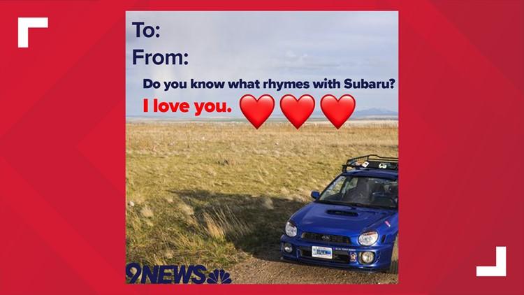 Subaru Valentine