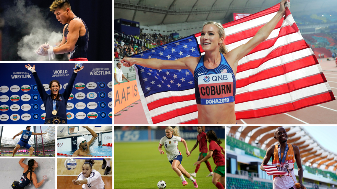 Meet the Olympic athletes from Colorado